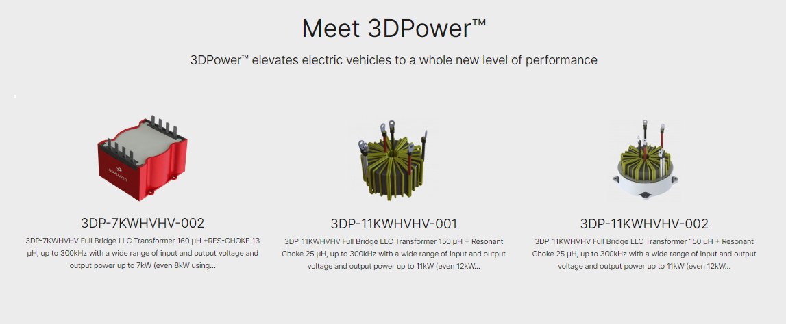 3DPower Product