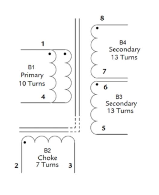3DPower electrical diagram