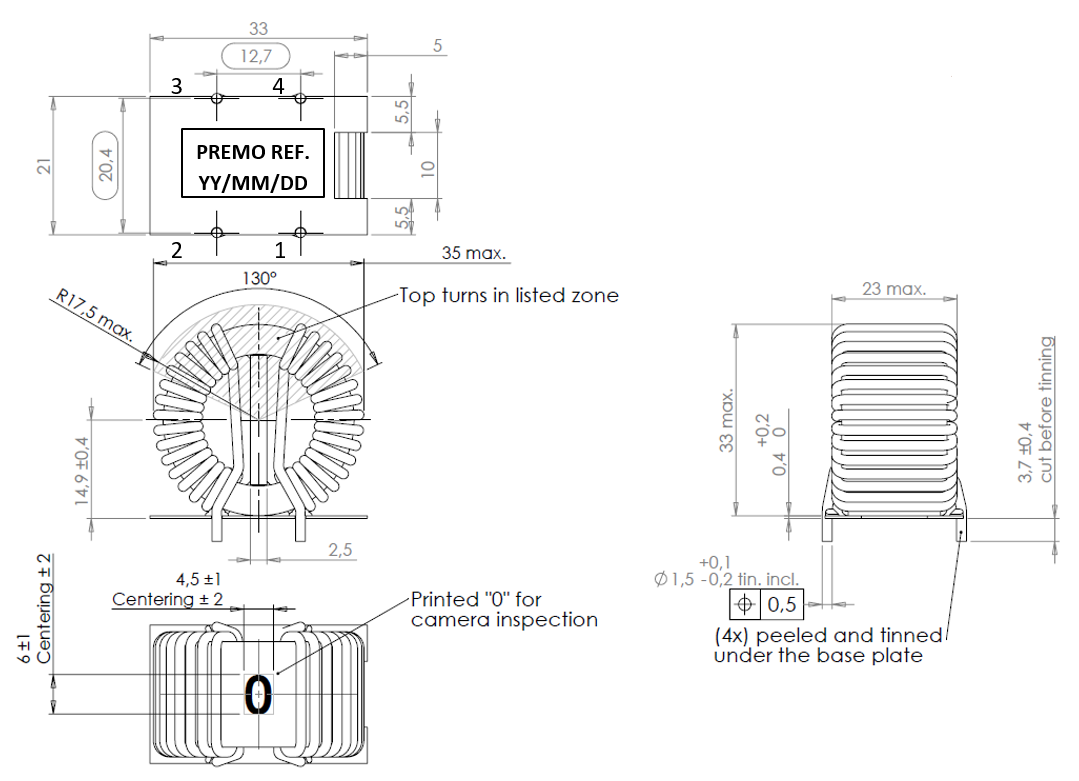CMCF2R0-16V dimensions