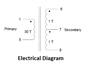 DCDC214-002 electrical diagram