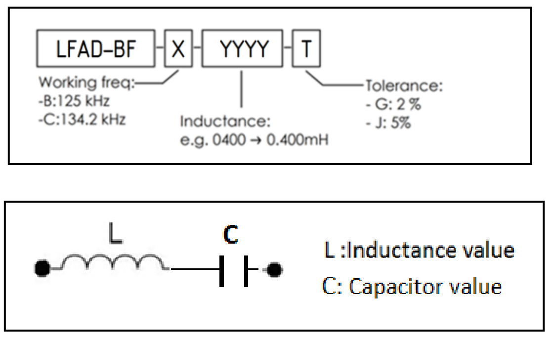 LFAD-BF electrical diagram