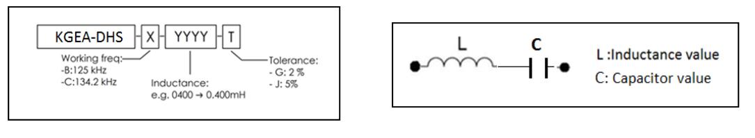 KGEA-DHS nomenclature