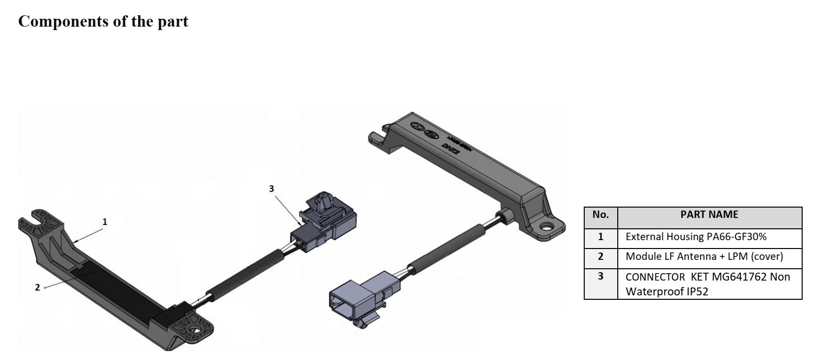 KGEA-HBT parts