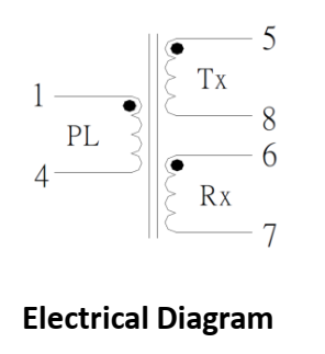 PLC-001 electrical diagram