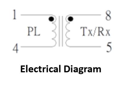 PLC-002 electrical diagram