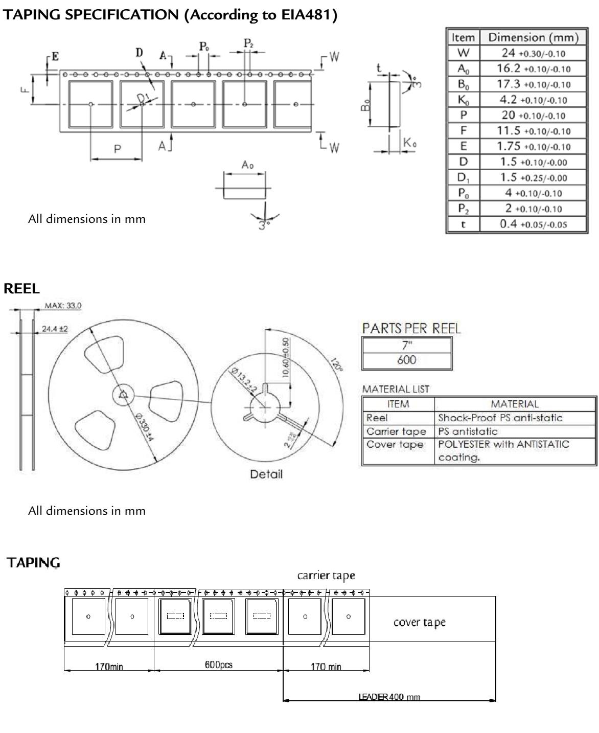 4DC15NF 4D-COIL 125kHz-PKE, 13,56MHz-NFC - Grupo Premo