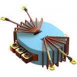 3DP-3KWHVLV-001 Full Bridge LLC Transformer 950 µH + Resonant Choke 21 µH + Parallel Inductor 50 µH