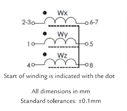 3DC11AOI-05DR electrical diagram