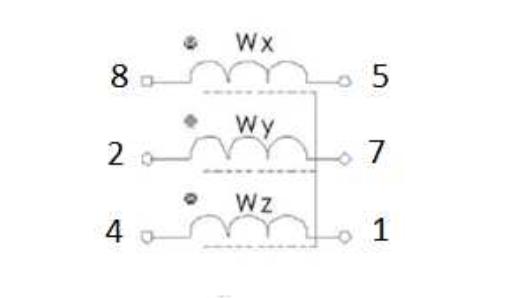 3DC14EM-ULP electical diagram