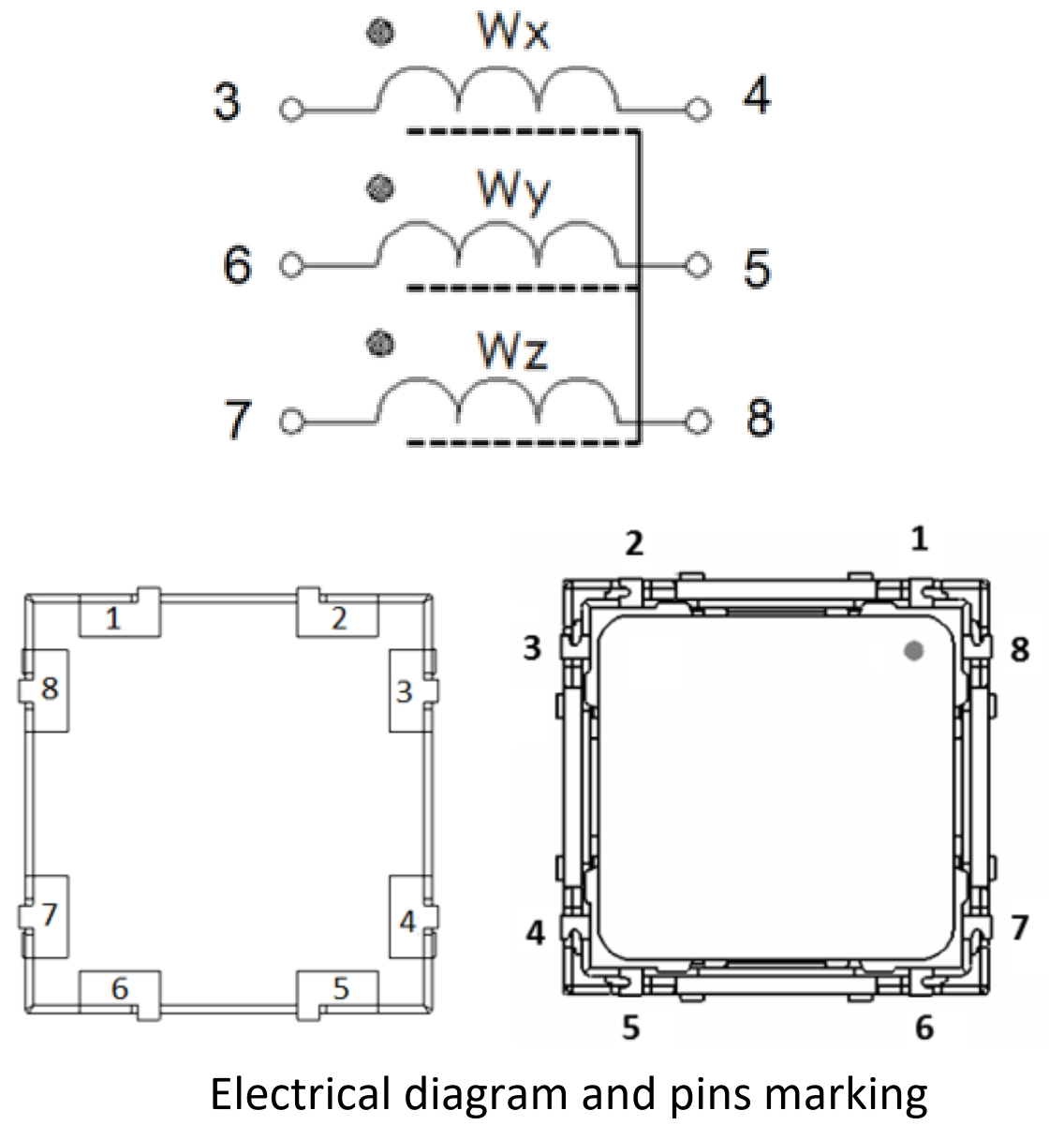 3DC14S electrical diagram