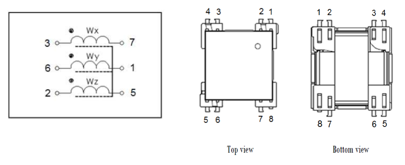 3DTX10 electrical diagram