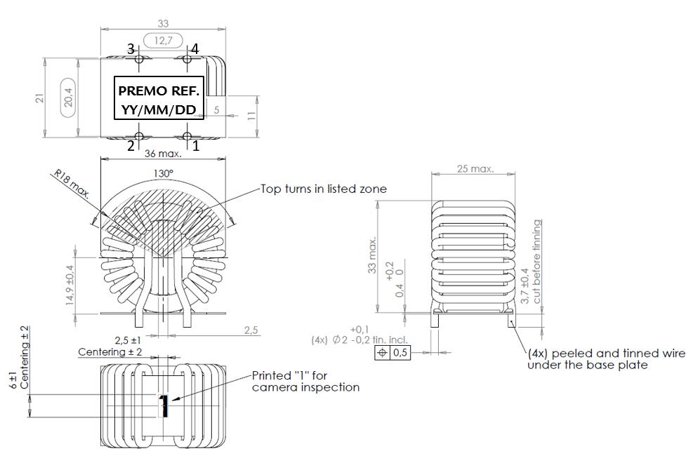 CMCF0R9-16V dimensions
