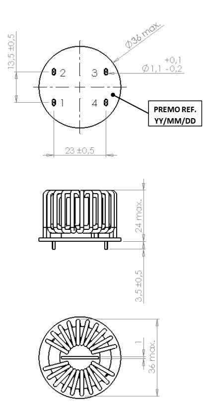 CMCN4R0-12H dimensions