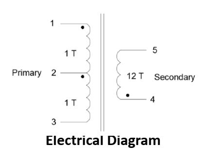 DCDC414-002 electrical diagram