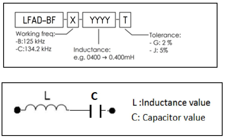 LFAD-BF electrical diagram