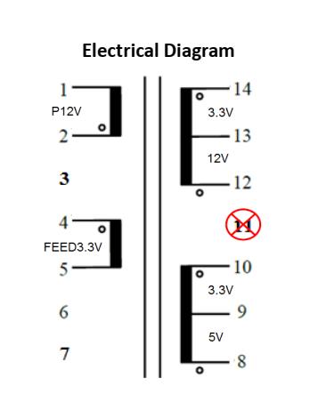 FLYT-001electrical diagram