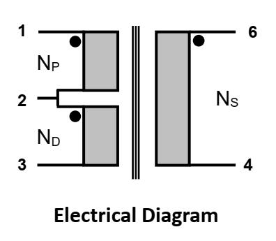 GDAU-002 electrical diagram