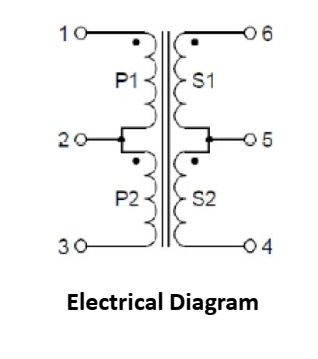 GDAU-004 electrical diagram