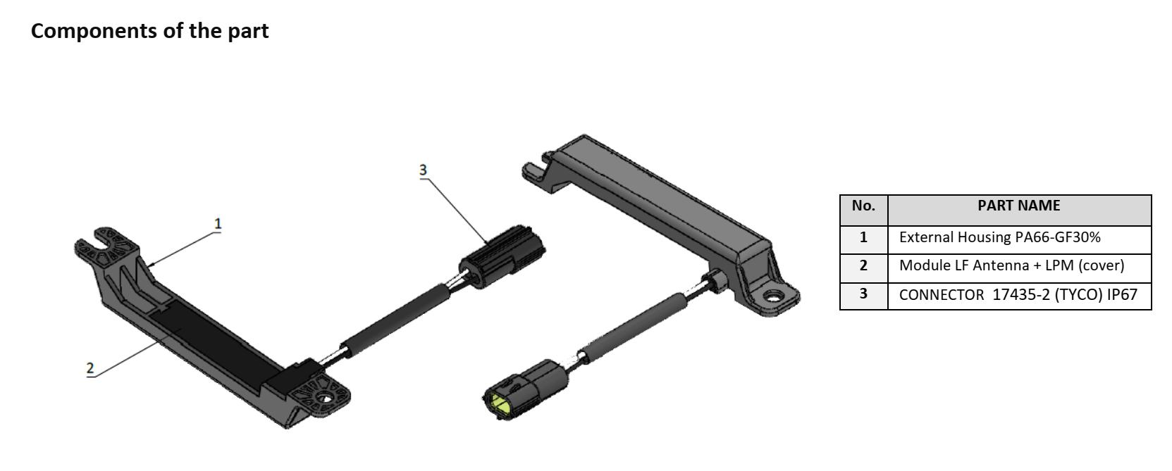 KGEA-HBB parts
