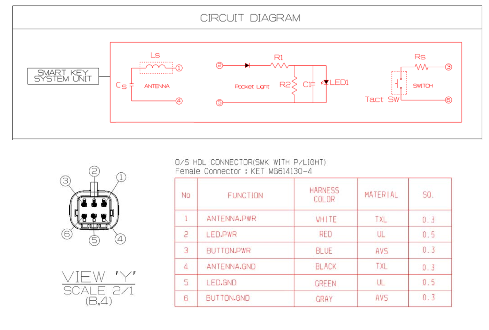 KGEA-DHSL electrical diagram
