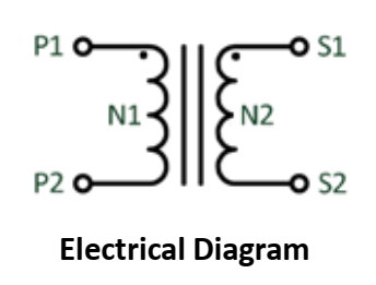 BC3.5LHB0.5T electrical diagram