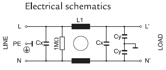 FEH Electrical diagram