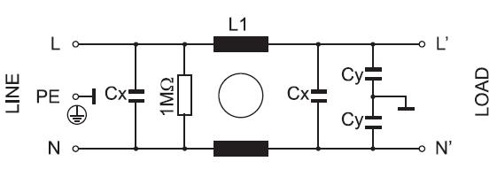 FE Electrical diagram