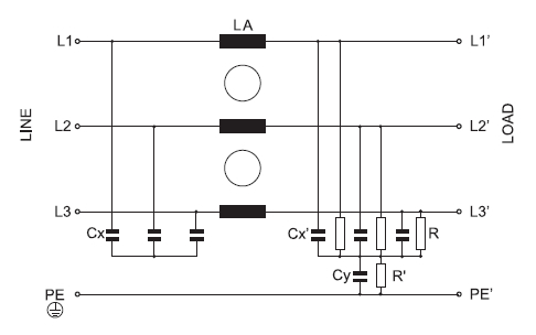 FVSB Electrical diagram