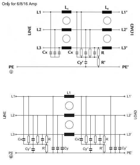 FVST Electrical diagram