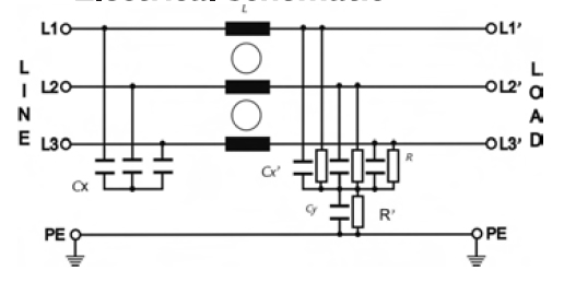 FVTC Electrical diagram