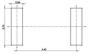 TC0502 Pad Layout