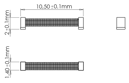 TC1102 Dimensions