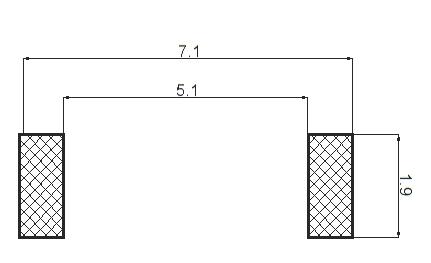 TP0602 Pad layout